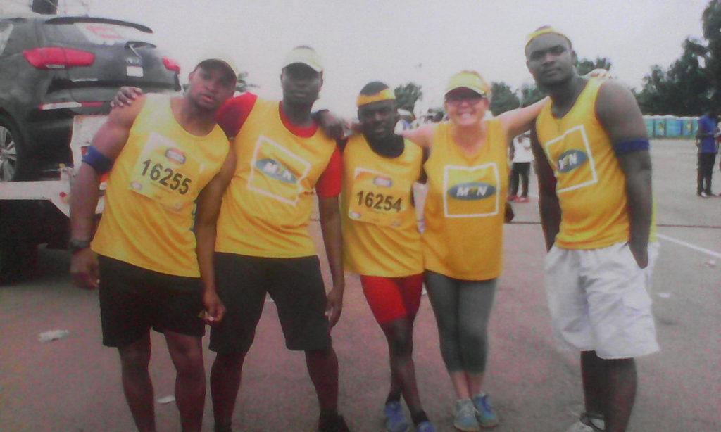 Kerry's Half Marathon